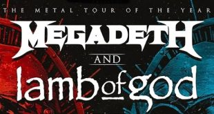 Megadeth and Lamb of God at Nashville Municipal Auditorium, Nashville, TN 8/11/21. Buy Tickets on Nashville.com