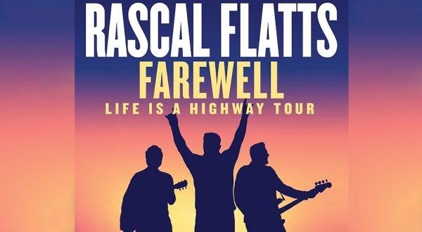 Rascal Flatts in Nashville at Bridgestone Arena 10/30/20 . Buy Tickets on Nashville.com