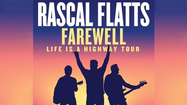 Rascal Flatts in Nashville at Bridgestone Arena 10/30/20 . Buy Tickets on Nashville.com