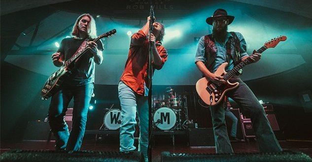 Whiskey Myers in Nashville at Ryman Auditorium September 10 & 11, 2021. Buy Tickets on Nashville.com
