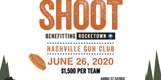 Clay Shoot benefiting Rocketown, Nashville, Tennessee