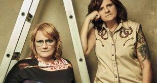 Indigo Girls Tickets! Ryman Auditorium, Nashville 9/30/21. Photo by Jeremy Cowert