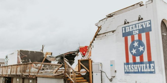 Gibson Helping Musicians Affected by Nashville Tornadoes