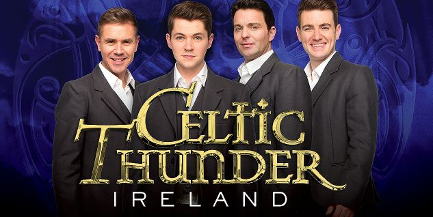 Celtic Thunder Ireland at Schermerhorn Symphony Center, Nashville, Tennessee 11/29/20. Buy Tickets HERE on Nashville.com