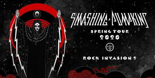 Smashing Pumpkins at Ryman Auditorium, Nashville, Tennessee 4/28/2020. Buy Tickets HERE on Nashville.com