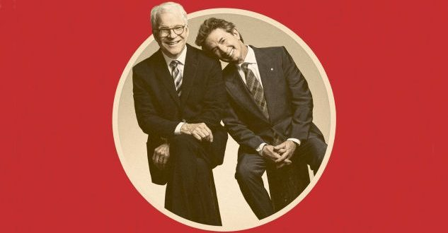 Steve Martin and Martin Short at Grand Ole Opry House, Nashville, Tennessee 6/21/2020. Buy Tickets HERE on Nashville.com