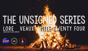 The Unsigned Series by B1281