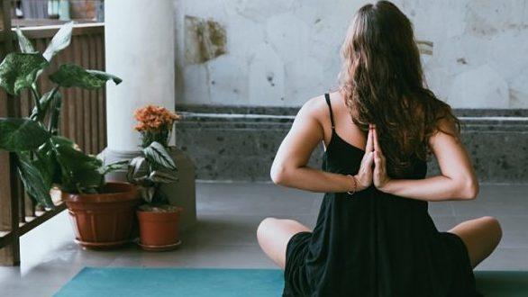 Yoga at BentoLiving Chestnut Hill, Nashville, Tennessee