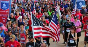 Wounded Warrior Project - Carry Forward 5K, Nissan Stadium, Nashville