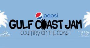 Gulf Coast Jam Tickets! Country on the Coast, Panama City Beach, Florida June 4-6 2021