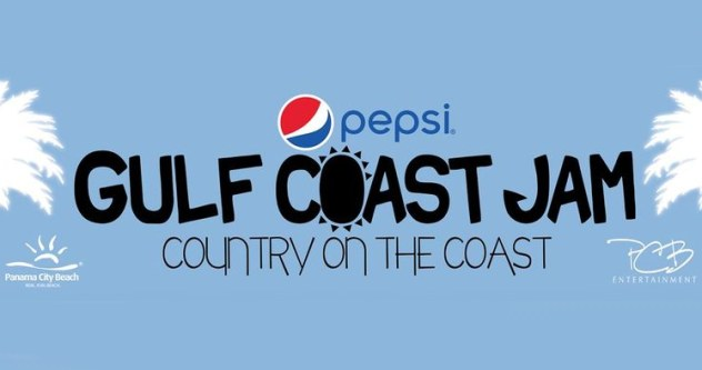 Gulf Coast Jam Tickets! Country on the Coast, Panama City Beach, Florida June 4-6 2021