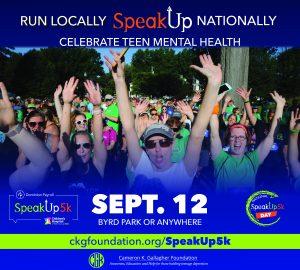 National Virtual SpeakUp5k!