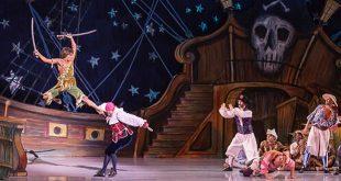 Peter Pan Tickets! Nashville Ballet - TPAC - Tennessee Performing Arts Center, Nashville Sept 26 & 27, 2020