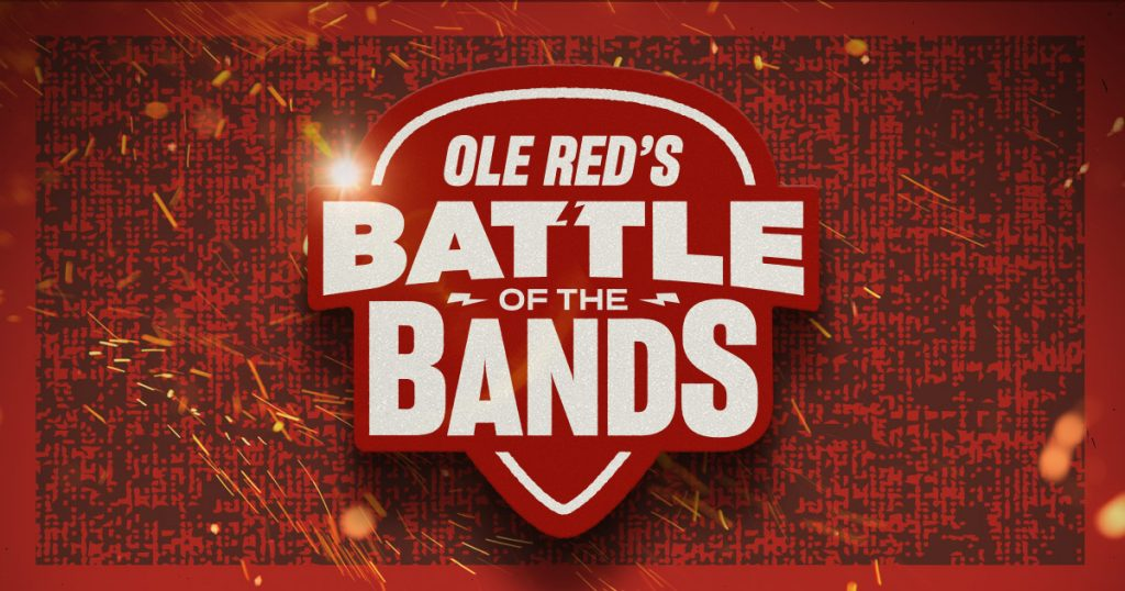 "Ole Red's ""Battle of the Bands"" Every Wednesday, Nashville, TN"