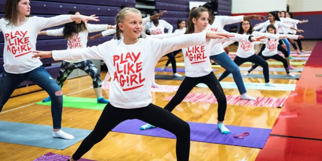 Play Like a Girl Yoga Club Virtual Event, Nashville