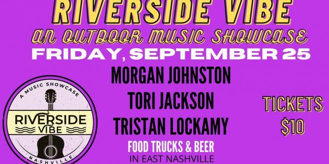 Riverside Vibe: An Outdoor Music Showcase, Nashville