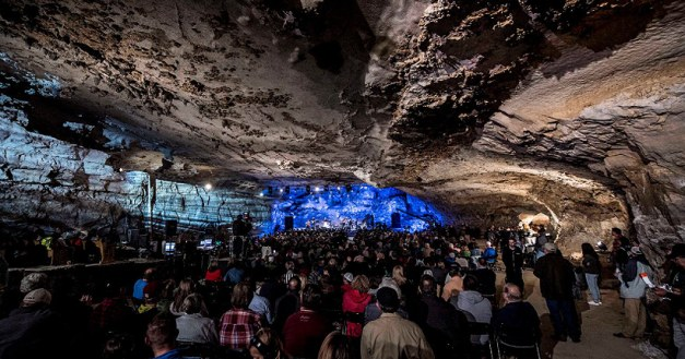 Bluegrass Underground at The Caverns, Pelham, TN Nov 20-22, 2020. Buy Tickets on Nashville.com