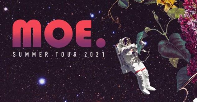 moe. Tickets! The Caverns, Pelham, TN May 21 & 22, 2021