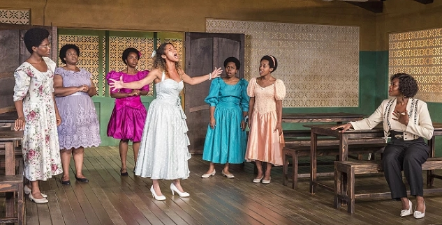 School Girls or the African Mean Girls Play at Tennessee Performing Arts Center (TPAC), Nashville Feb 5-20, 2021. Buy Tickets on Nashville.com