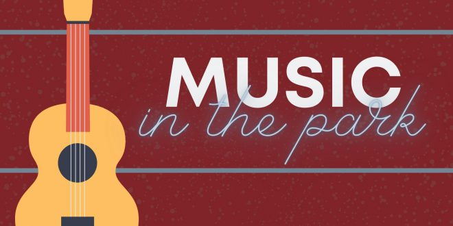 Trolley Thursdays - Music in the Park, Nashville, Tennessee