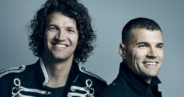 for King and Country at Grand Ole Opry House, Nashville 12/19/21. Buy Tickets on Nashville.com