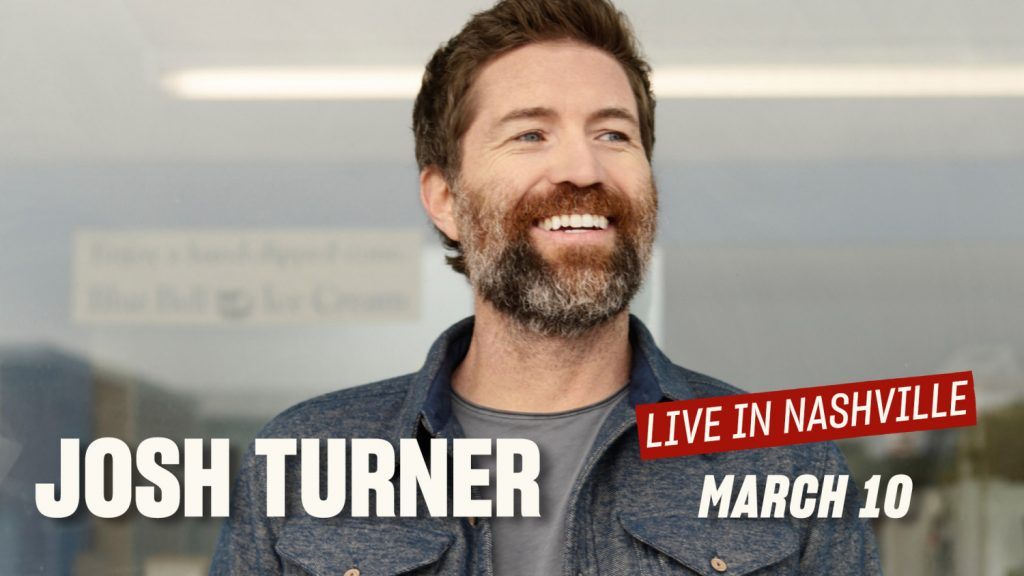 Josh Turner at Ole Red Nashville 3/10/21