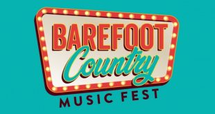 Barefoot Country Music Fest Tickets! Wildwood Beach, New Jersey Aug 19-22, 2021