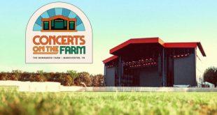 Bonnaroo Concerts on the Farm Concert Series ft Billy Strings, Jon Pardi, Jason Aldean, The Avett Brothers -