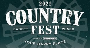 Country Fest Tickets! Cadott, Wisconsin June 24-26, 2021