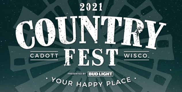 Country Fest Tickets! Cadott, Wisconsin June 24-26, 2021