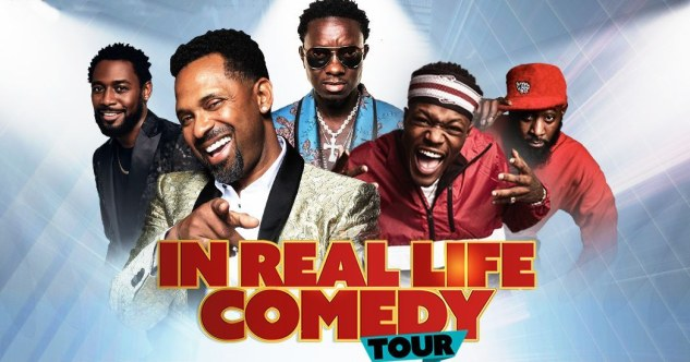 In Real Life Comedy Tour Tickets! Nashville, Bridgestone Arena 4/24/21