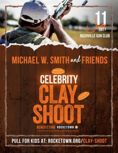 Michael W. Smith and Friends Celebrity Clay Shoot