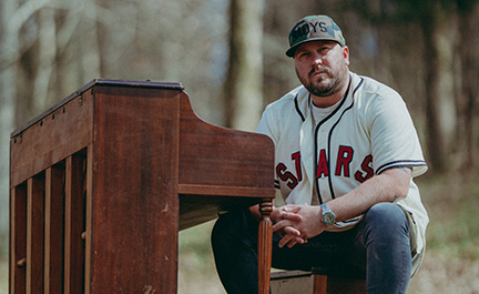 nashville.com - Jerry Holthouse - Mitchell Tenpenny Joins Music Industry Advisory Board For Music City Baseball