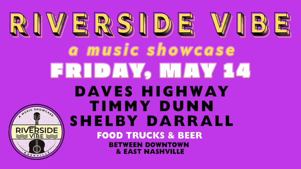 Riverside Vibe: A Music Showcase, Nashville, TN