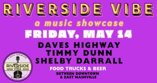 Riverside Vibe: A Music Showcase, Nashville, TN