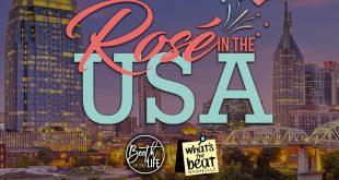 Nashville's Music & Rosé Festival, 4th of July Weekend