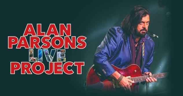 Alan Parsons Live Project Tickets! Nashville, TN at Ryman Auditorium 9/15/21