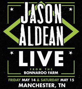 Jason Aldean, Bonnaroo Farm