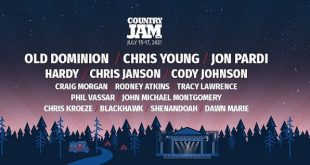 Country Jam USA Tickets! Eau Claire, Wisconsin July 15-17, 2021. 3 Day Pass