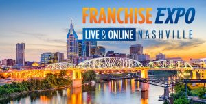 Nashville Franchise Expo, Music City Center, Nashville