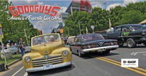 Goodguys 15th Nashville Nationals Car Show, Nissan Stadium - Nashville