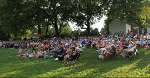 Carnton Sunset Concert Series, Franklin, Tennessee
