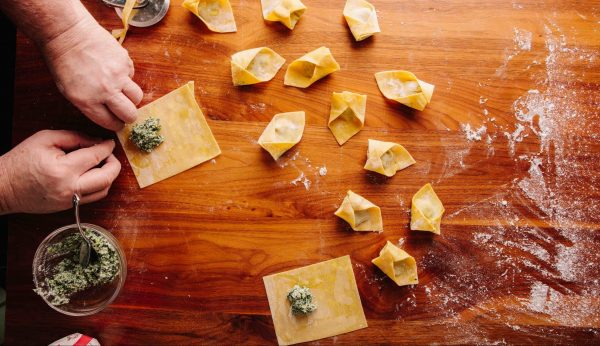 Pasta Making Class and Lunch at Yolan, Nashville