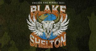 Blake Shelton Concert and Tickets! Bridgestone Arena, Nashville 9/6/21