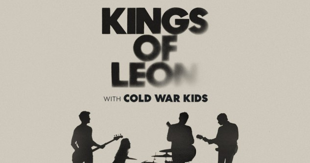 Kings of Leon Tickets! Ascend Amphitheater, Nashville, August 12 and 13, 2021