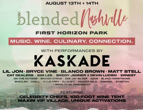 2021 Blended Festival, First Horizon Park, Nashville