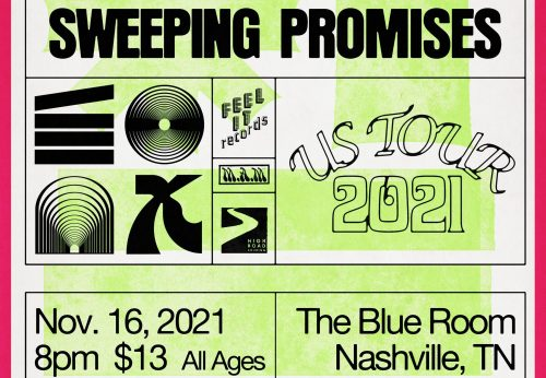 Sweeping Promises Live in The Blue Room, Nashville, 11/16/21