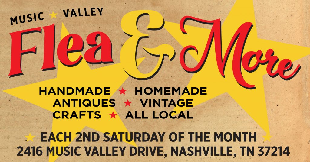 Music Valley Flea and More, Nashville