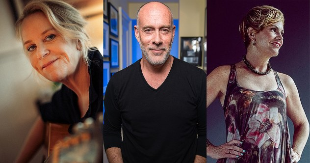 Mary Chapin Carpenter, Marc Cohn, Shawn Colvin at Ryman Auditorium, Nashille 11/9/21. Buy Tickets on Nashville.com