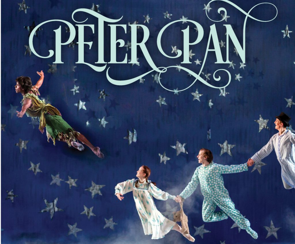Nashville Ballet Presents Peter Pan, Tennessee Performing Arts Center, October 2021